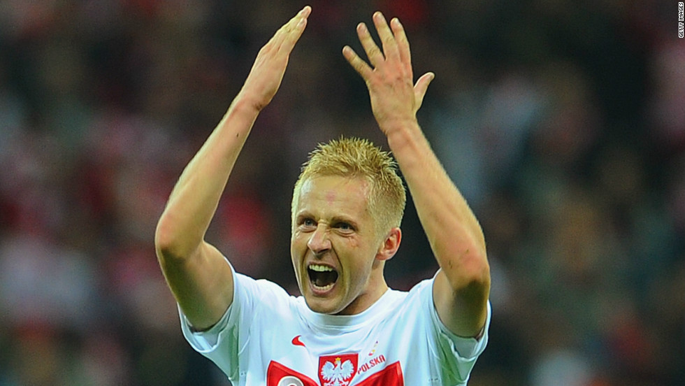 Poland's Kamil Glick headed Poland level with 19 minutes remaining after an uncharacteristic error by England goalkeeper Joe Hart. It was no more than the home side deserved after dominating for large periods of the contest.