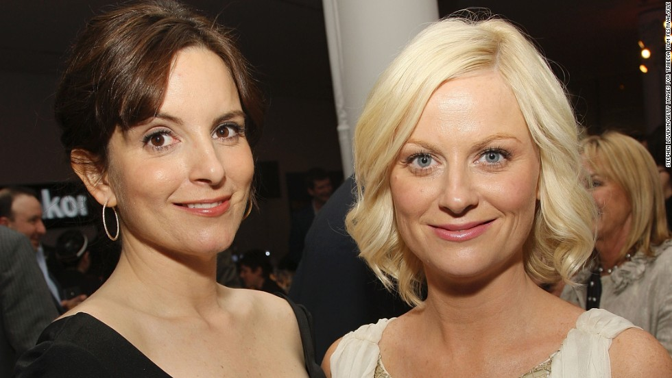 """Tina Fey and Amy Poehler reportedly are in talks to work together again in a new movie called """"The Nest."""" It definitely wouldn't be the first time these """"First Ladies of Comedy"""" combined their talents. Here's a look at their partnership over the years:"""