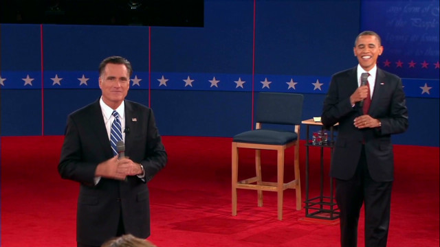 Body language and the debate