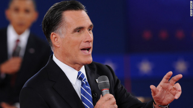 Reporter: Romney wasn't behind 'binders of women'