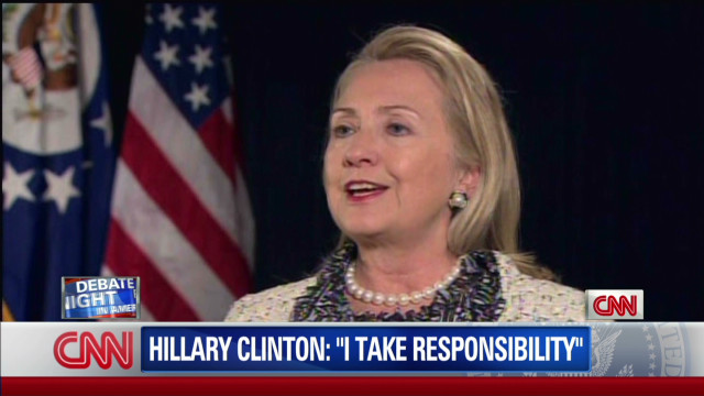 Clinton on Libya: Don't play blame game