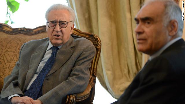 Renewed bid for Syria solution