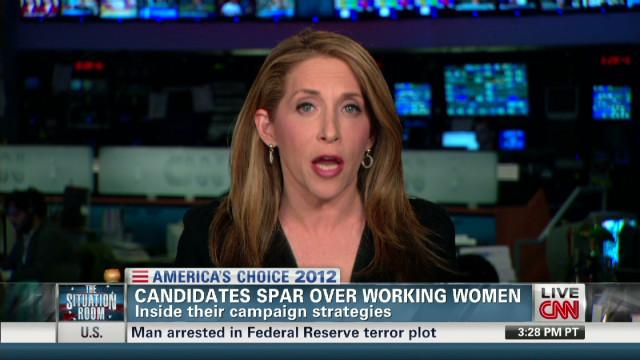 Candidates spar over working women