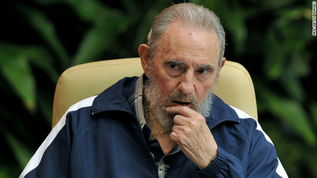 Speculation about former President Fidel Castro's health prompted Cuba to release a message from him Wednesday.