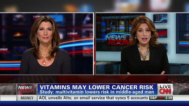 Can multivitamins help prevent cancer?