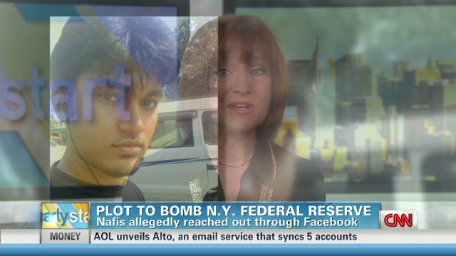 Alleged NY terror plot foiled