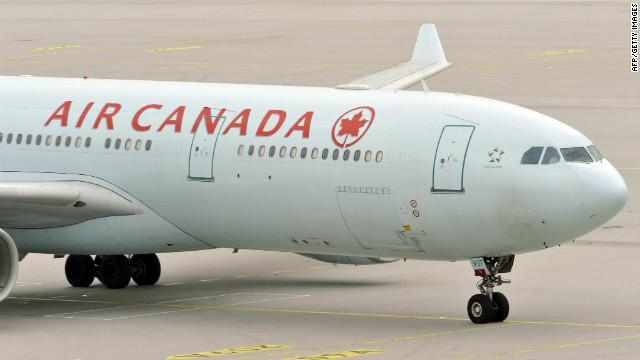 Passenger plane saves stranded sailor