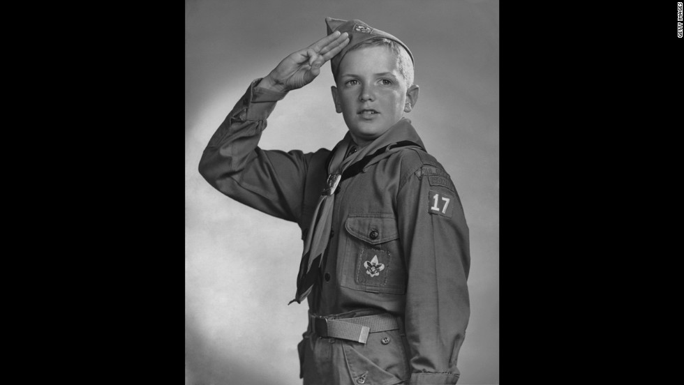 105: The number of years since Boy Scouts of America was incorporated. Membership topped 20 million by 1952.