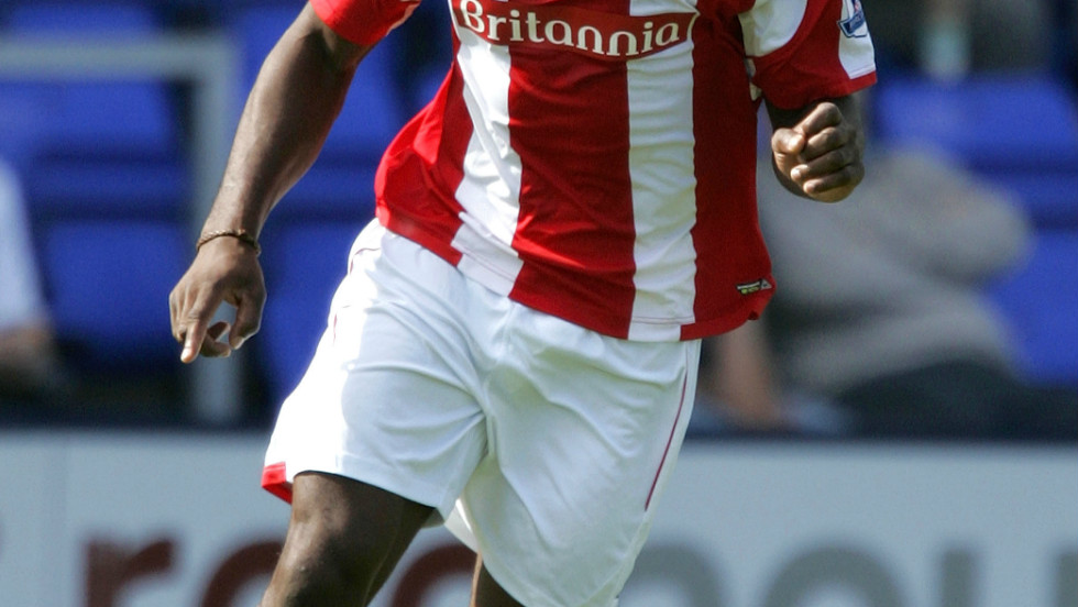Vincent Pericard was born in Cameroon, before moving to France at an early age.  He started his career at French club St Etienne, before joining Italy's Juventus. He left the Serie A club in 2002 to come to England, where he played for a number of clubs, most notably Portsmouth and Stoke City, before retiring at the age of 29. He has called for a united front in the fight against racism.