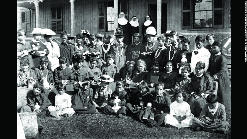 There was a real orphan crisis when the Hawaiian government started its policy of banishment. Most institutions would not care for them nor would their families since they were so afraid of the disease. The children would roam the streets homeless. Mother Marianne Cope started several programs to house the children near their parents.