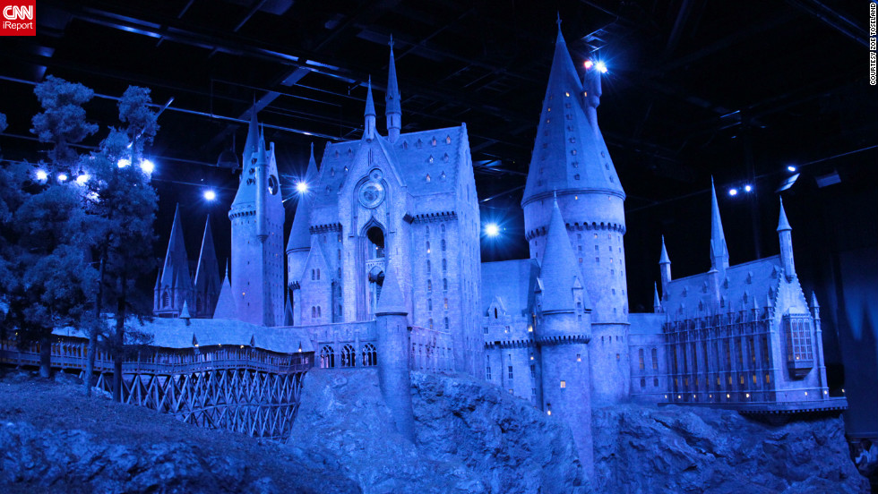 "<a href=""http://www.wbstudiotour.co.uk/"" target=""_blank"">The Warner Bros. Studio Tour London - The Making of Harry Potter</a> offers fans a chance to explore the magic that has gone into making the films. And for iReporter Zoe Toseland, the experience was nothing short of magical. ""It was amazing seeing everything that had been on screen,"" she said.<a href=""http://ireport.cnn.com/docs/DOC-840237"" target=""_blank""><br />Check out more photos from her bewitching pilgrimage on her iReport</a>."
