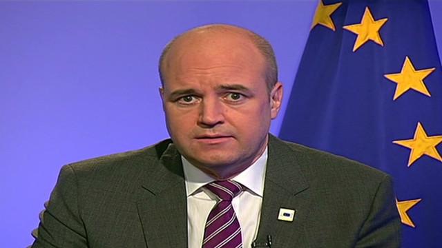 Swedish concern over euro bank plan