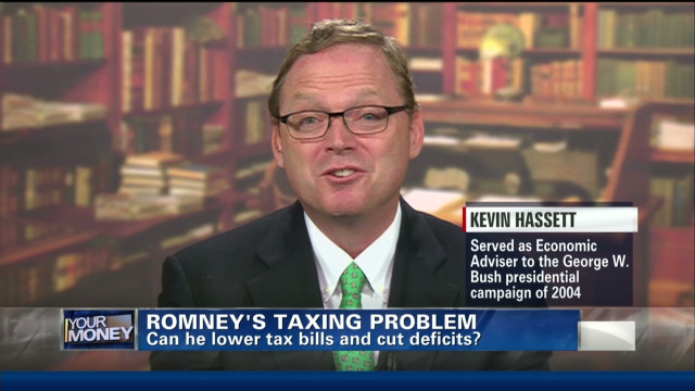 Mitt's math: The Romney tax plan