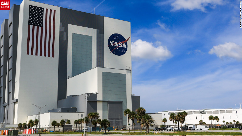 """NASA's Kennedy Space Center is the destination for space loving nerds. When an opportunity to go on a launch pad tour arose, iReporter James Scott Siler jumped at it. """"It's an area that has been off limits for decades,"""" he said. """" The sights are incredible as it is only by being there that you can truly get a sense of scale."""" <a href=""""http://ireport.cnn.com/docs/DOC-841584""""><br />Explore more photos from the space center on his iReport</a>."""