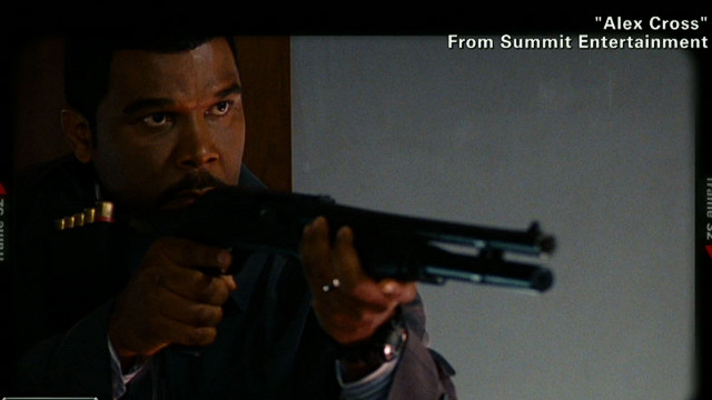 Tyler Perry on 'Alex Cross'