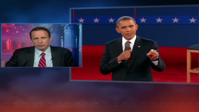 How will China factor in final debate?