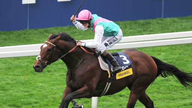 Frankel ends career in dramatic style