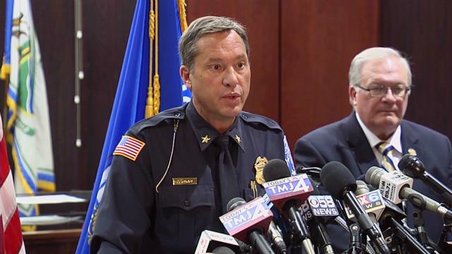 Suspected Wisconsin shooter dead