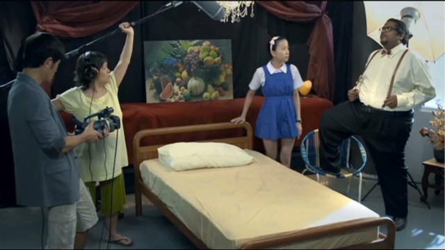 Singapore bans film over content