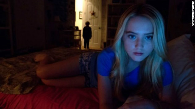 """Paranormal Activity 4"" is just one of the films that delves into the world of parapsychology."