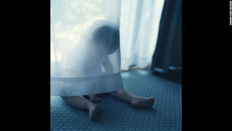 "Rinko Kawauchi chose Sally Mann's acclaimed <a href=""http://www.aperture.org/shop/books/immediate-family-2592#.UIWmvml27w4"" target=""_blank"">Immediate Family</a> series, in which Mann uses as subjects her children (a boy, a girl and a new baby), often shot when they're sick or hurt or naked. Like Mann, the Japanese photographer used her children as subjects."