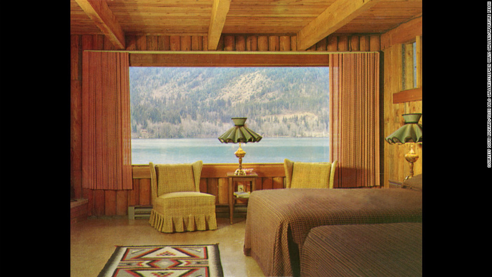 """Mallard Cove Resort, Lake Sutherland, Port Angeles, Washington, August 27, 1973,"" 2012."