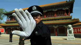 China's new security law covers sea to space