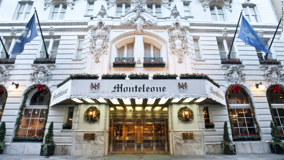 The paranormal is considered normal in some New Orleans hotels, such as the Monteleone, where you can stay in a haunted room or ride an elevator that seems to have a mind of its own.