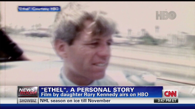 HBO doc 'Ethel' tells Kennedy story