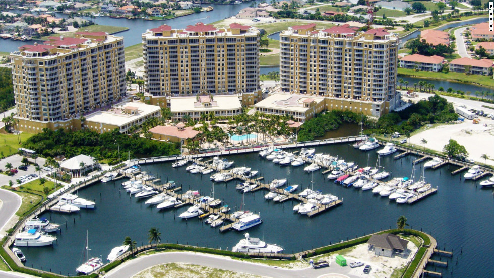 2. Cape Coral/Fort Myers, Florida
