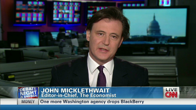 Micklethwait: Bashing China 'dangerous'