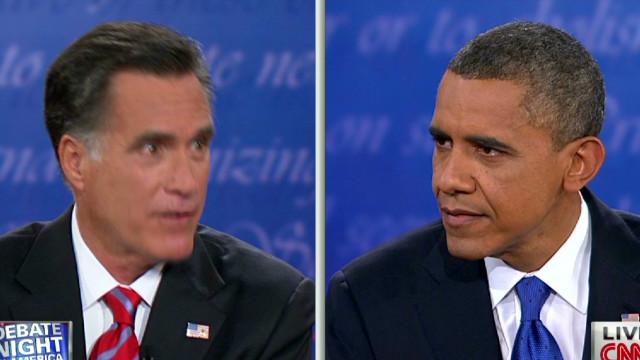 Obama counters Romney's education boasts