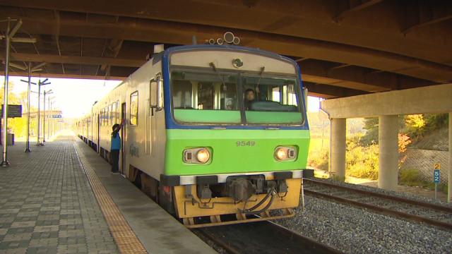 Trans-Korean rail still just a dream