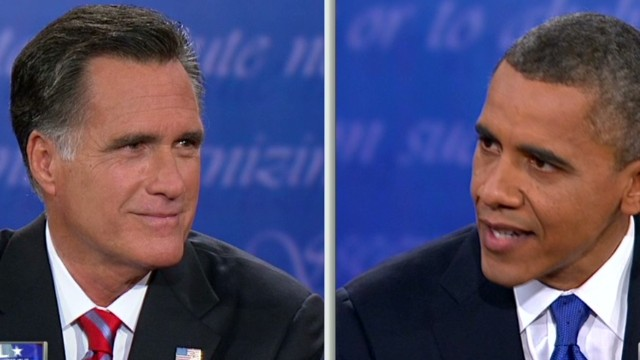 Best moments from final debate