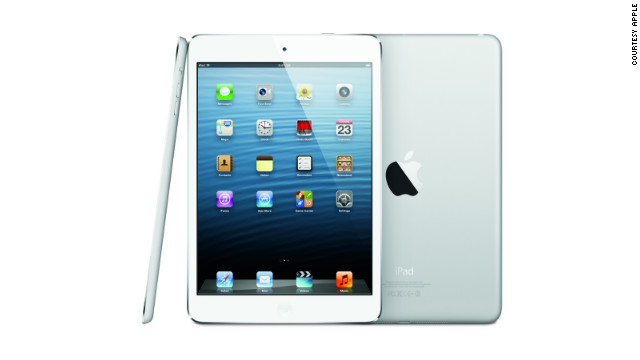 Apple unveils the iPad Mini