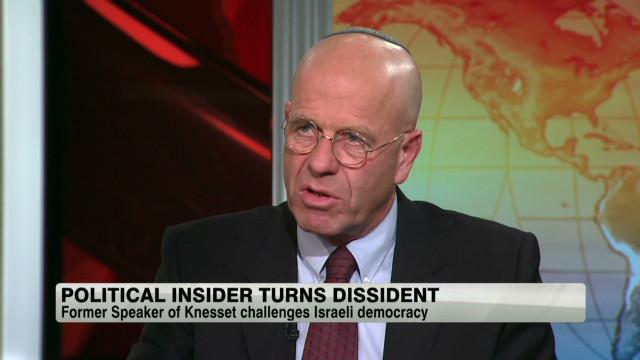 Israeli insider turns dissident