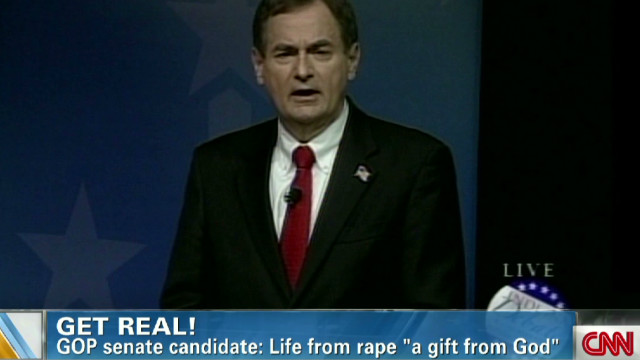 Senate candidate clarifies rape comment