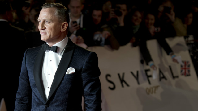 'Skyfall' premieres in London