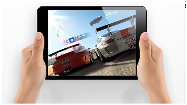 Taking a look at the new iPad Mini