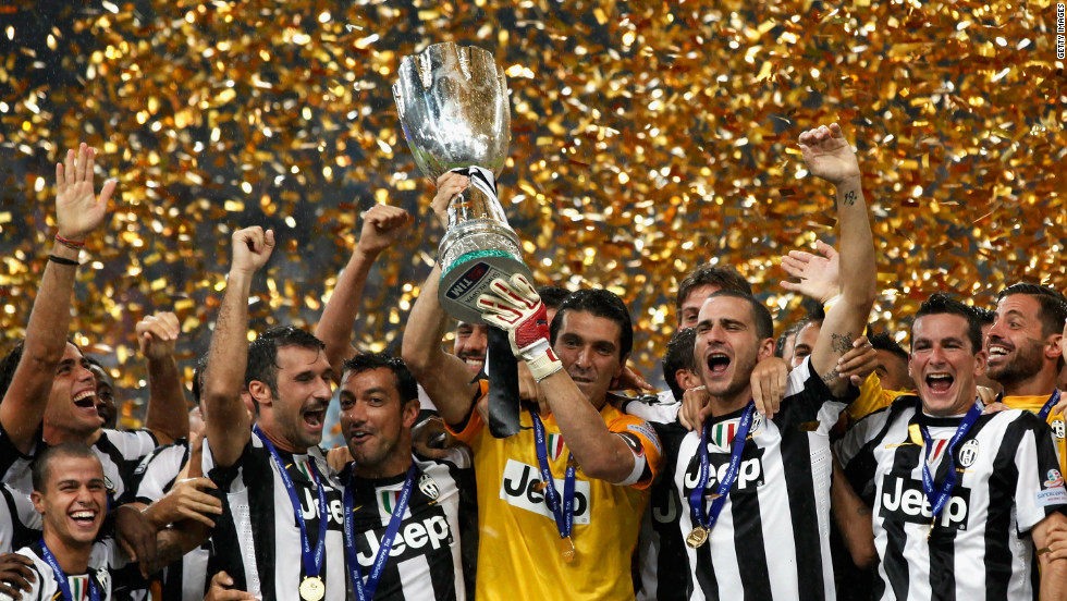 European soccer has also explored new lands. Italian teams Juventus and Napoli faced each other in the Italian Super Cup in Beijing before the start of the 2012-13 season.