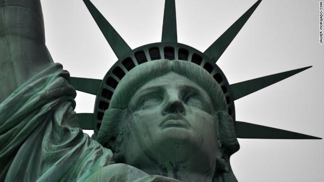 Inside look at Lady Liberty renovations