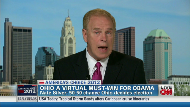 Strickland: Obama has been clear on jobs