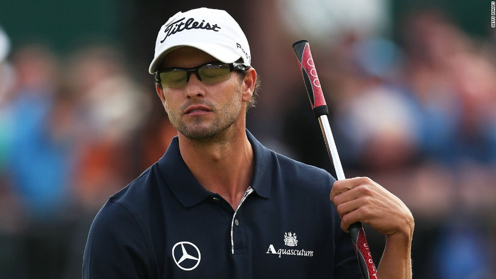 But for all the triumphs there are just as many major chokes. Australian Adam Scott was on course for his first major at the British Open in 2012 but blew a four-shot lead over the closing holes to let Ernie Els swoop in to steal the crown. Scott did grab his first major this year though, at The Masters.