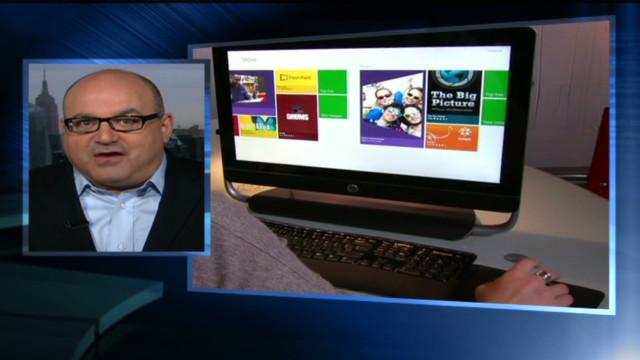 2012: Windows 8 enters marketplace