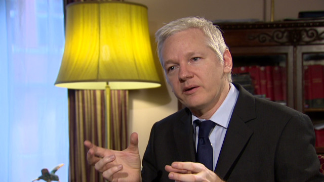 Assange: Files hide 'missing' prisoners