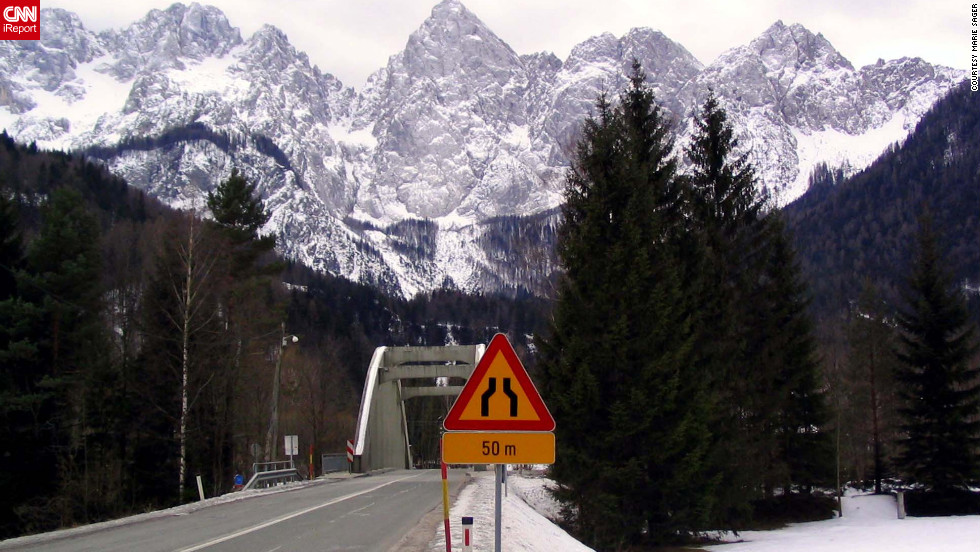 Prices in Slovenia are lower than in neighboring countries, and the scenery still delivers.