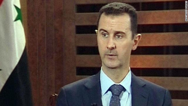 Will Assad stay or leave Syria?