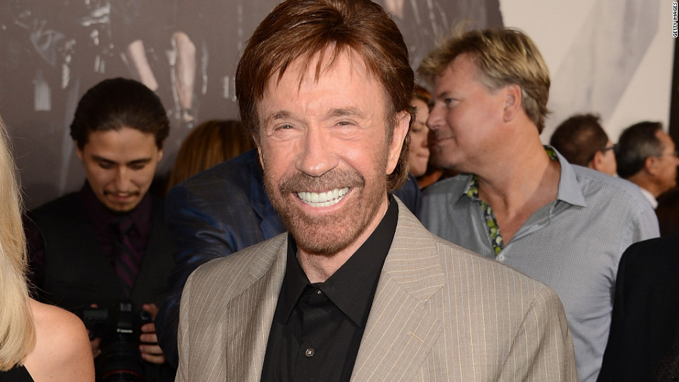 "Happy birthday, Chuck Norris! The actor and martial-arts star celebrates his <a href=""http://www.cnn.com/2015/03/10/entertainment/feat-chuck-norris-75th-birthday/index.html"" target=""_blank"">75th birthday</a> on Tuesday, March 10. He's part of an elite club of other sexy septuagenarians:"