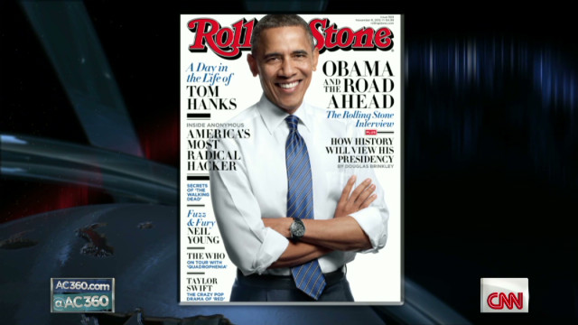 Rolling Stone: Obama calls Romney ...