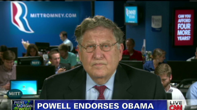 Sununu: Why Powell picked Obama